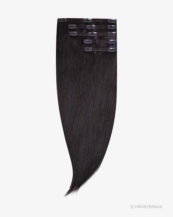 Bezešve Clip In Vlasy 45 cm 140g