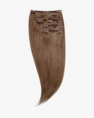 Lidské Clip In Vlasy 45 cm...