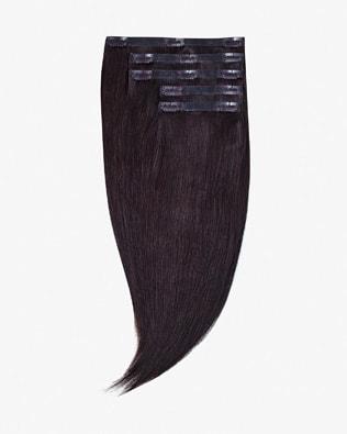Bezešve Clip In Vlasy 40 cm...