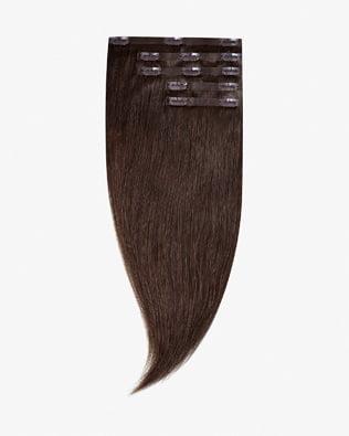 Bezešve Clip In Vlasy 45 cm...