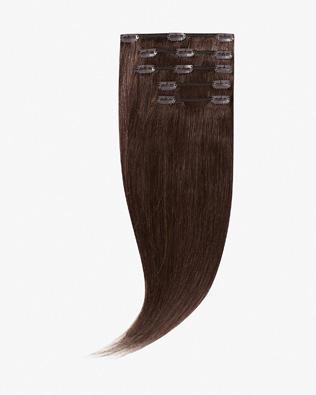 Lidské Clip In Vlasy 40 cm 75g