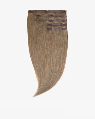 Bezešve Clip In Vlasy 35 cm...