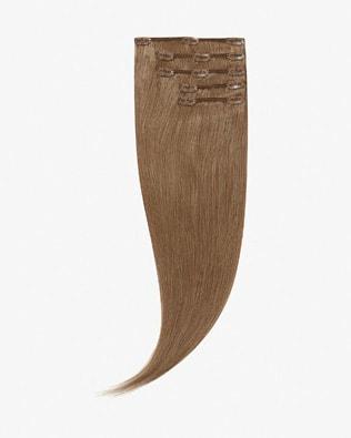 Lidské Clip In Vlasy 50 cm 100g