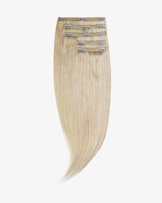 Lidské Clip In Vlasy 55 cm 220g