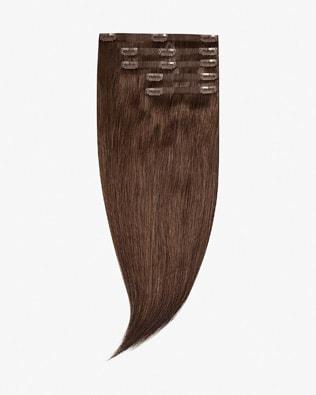 Bezešve Clip In Vlasy 50 cm 150g